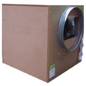 Sono-Box S-Vent 1500m³/hr