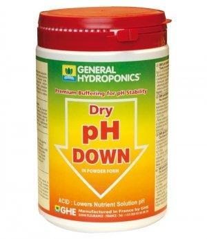 GHE pH Down Powder 250gr