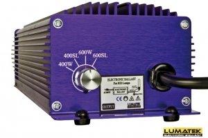 Lumatek Electronic Ballast 600w