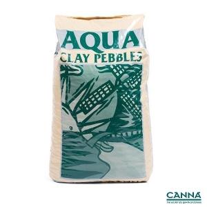 Canna Aqua Clay Pebbles 45lit