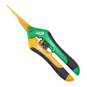 Titanium Coated Straight Blade Precision Pruners