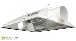 Dominator XXXL Air Cooled Reflector 200mm