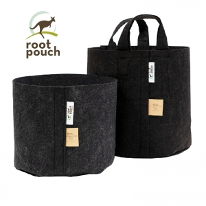 Root Pouch Black 22lit