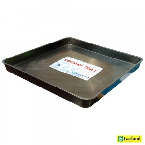 Square Garland Tray 25lit (60x60x7cm)