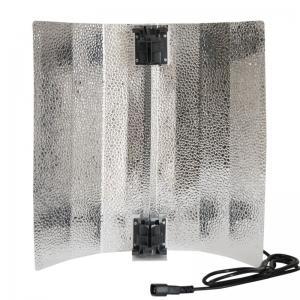 Reflecteur Stucco DE 40x47cm + Cable