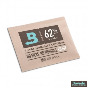 Boveda 8 Gram for Herbal 62%