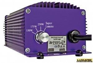 Lumatek Electronic Ballast 250w