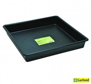 Square Garland Tray 77lit (80x80x12cm)