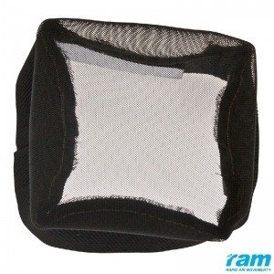 RAM Bug Barrier 125mm - 4 Velcro Parts
