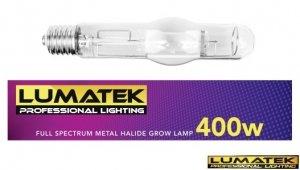 Lumatek Metal Halide 400w