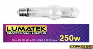 Lumatek Metal Halide 250w