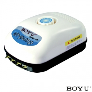 BOYU Adjustable Air Pump S-4000B 768l/hr