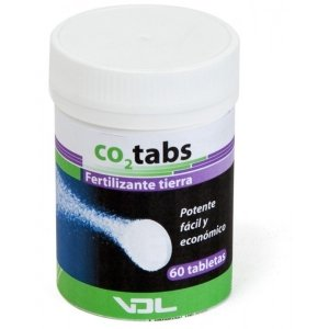 VDL CO₂ Tabs - 60Pcs
