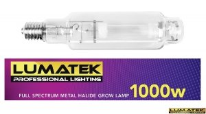 Lumatek Metal Halide 1000w