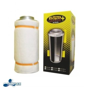Hy-Filter V2 Carbon 150mm 500m³/hr