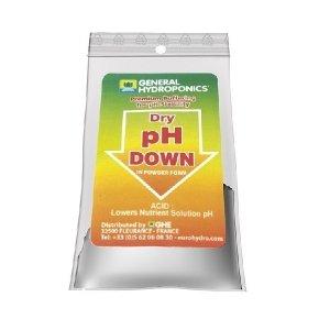 GHE pH Down Powder 25gr