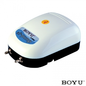 BOYU Adjustable Air Pump S-2000 480l/hr
