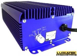 Lumatek Electronic Ballast 1000w