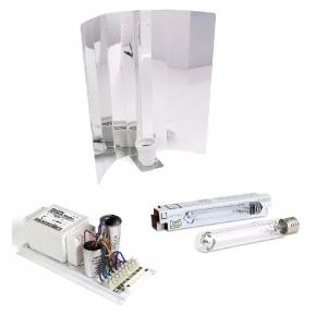 Complete Kit Polaris Ballast with Vanguard HPS Lamp 600w
