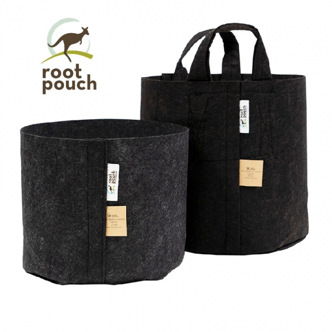 Root Pouch Black 170lit