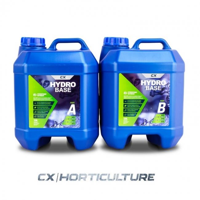 CX Horticulture Hydro Base A&B