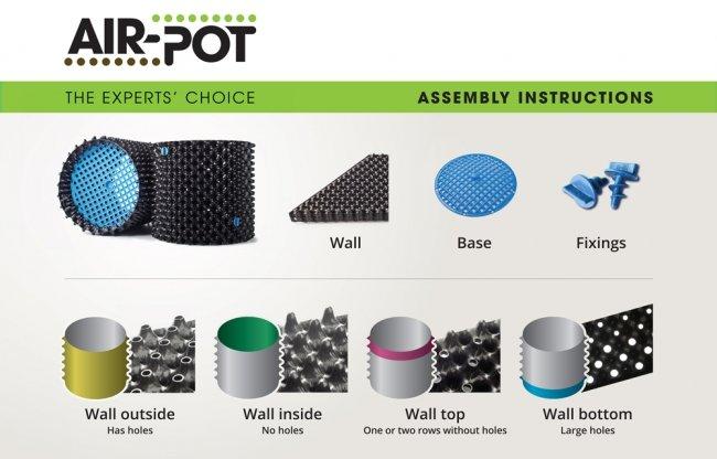 Original Air-Pots