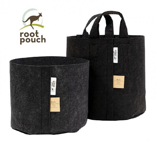 Root Pouch Black 127lit