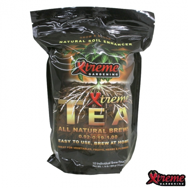 Xtreme Tea Pouches