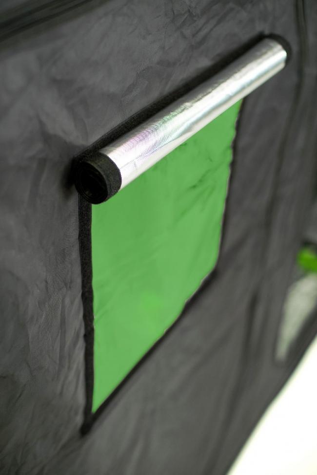 Green-Qube Sensor Windows