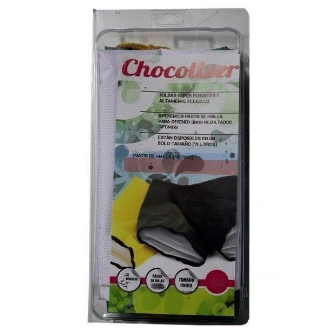 Chocolizer Bubble Bags